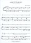 HAL LEONARD Djawadi, Ramin: Game of Thrones theme from the HBO series, (violin & piano)