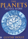 Alfred Music Holst: (Dover score) The Planets, Op.32 (full orchestra, and choir) Dover Publications
