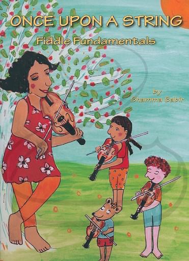 HAL LEONARD Sabir: Once upon a String: Fiddle Fundamentals (violin) Hal Leonard