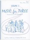 Last Resort Music Publishing Kelley: Music for Three, Vol.7, Part 2 - Irish Music, Fiddle Tunes, & Traditional Pop Favorites (violin/flute/oboe) Last Resort