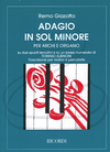 HAL LEONARD Albinoni (Giazotto): Adagio in G minor for Strings & Organ - TRANSCRIBED (violin & piano) Ricordi