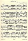 PETERS Bach, J.S. (Flesch): Six Solo Sonatas and Partitas (violin solo) PETERS