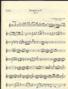 Carl Fischer Bach, C.Ph.E.: Works for Violin and Harpsichord, Vol. 2 urtext (violin, and harpsichord)