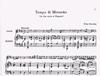 Carl Fischer Kreisler/Pugnani: Tempo di Minuetto (violin & piano)