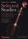 HAL LEONARD Dezaire, Nico: Selected Studies (Violin, Piano, CD)