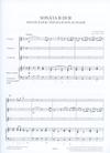 Barenreiter Finger, Gottfried:  Sonata in Bb Major for 3 Violins and basso continuo, score & parts