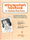 Alfred Music Matesky, R. & Womack, A.: String Teacher's Handbook - For Organizing String Classes