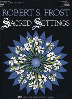 Frost, Robert: Sacred Settings (3 violas)