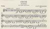 Hovhaness, Alan: Oror-Lullaby (violin & piano)