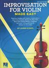 HAL LEONARD Gabriel: Improvisation for Violin Made Easy (violin w/ audio access) Hal Leonard