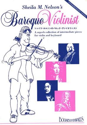HAL LEONARD Nelson, S.: Baroque Violinist (violin & piano)