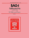 Carl Fischer Bach, J.S.: Air on the G String (violin & piano)