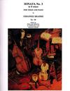 LudwigMasters Brahms, Johannes (Preucil): Sonata #3 in d minor, Op. 108 (violin & piano)