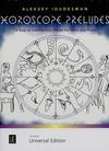 Carl Fischer Igudesman, Aleksey: Horoscope Preludes-12 Easy to Intermediate Pieces for Violin and Piano