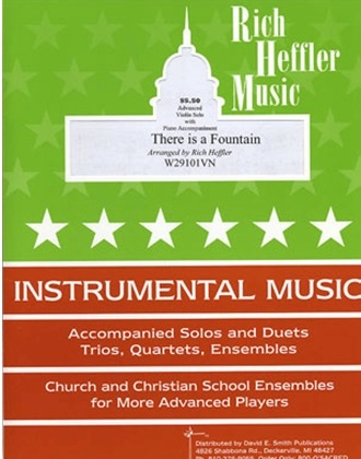 Heffler, R.: There is a Fountain (violin & piano)