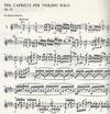 Carl Fischer Lipinski: Solo Caprices Op.10, 27, 29 (violin)