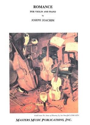 LudwigMasters Joachim, Joseph: Romance (violin & piano)