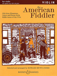 HAL LEONARD Jones, E.H.: American Fiddler-Complete (2 violins, chords, and piano)