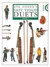 HAL LEONARD Cohen: (collection) Easy Violin Duets, Bk.1 - ARRANGED (2 violins) Novello