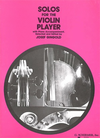 HAL LEONARD Gingold, J.: Solos for the Violin Player (violin & piano)