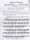 Carl Fischer Dancla, Ch (Saenger): School of Velocity Op.74 (violin)