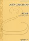 HAL LEONARD Corigliano: Stomp (violin)