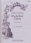 Carl Fischer Pachelbel, J.P. (Dorff): Canon for Viola and Piano