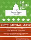 Heffler, R.: Deeper, Deeper (violin & piano)