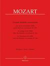 Barenreiter Mozart, W.A.: SCORE Grande Sestetto Concertante K.364 (2 violins, 2 violas, 2 cellos) Barenreiter