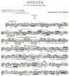 LudwigMasters Clarke, Rebecca: Sonata for Viola & Piano (or Cello & Piano)