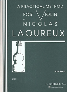 HAL LEONARD Laoureux, Nicolas: Practical Method for Violin Part 1 (violin)