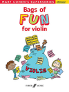 Faber Music Cohen, Mary: Bags of Fun for Violin-Absolute Beginner