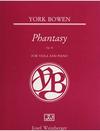 HAL LEONARD Bowen, Y.: Phantasy Op.54 (Viola & Piano)