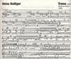 Holliger, Heinz: Trema (violin)