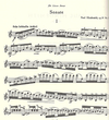 Hindemith, Paul: Solo Sonata Op.31#1 (violin)