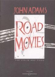HAL LEONARD Adams, J.: Road Movies (violin & piano)