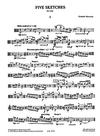 Maconchy: 5 Sketches (viola solo)
