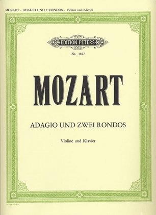 Mozart, W.A. (Klengel): Adagio & Two Rondos KV 261, 269, 373 (violin & piano)