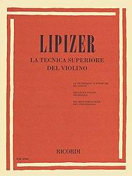 HAL LEONARD Lipizer: Advanced Violin Technique (violin)