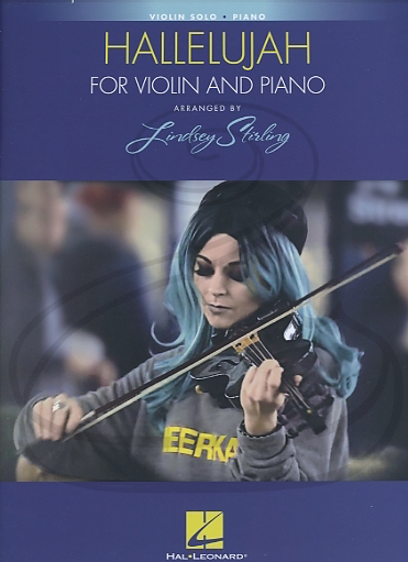 HAL LEONARD Cohen (Stirling): (score/parts) Hallelujah - ARRANGED (violin & piano) Hal Leonard