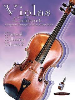 Stuen-Walker: Violas in Concert Bk.2 (3-4 Violas)