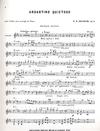 LudwigMasters Franck, Cesar: Andante Quietoso Op.6 (violin & piano)