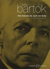 Schirmer Bartok (Serly): Viola Concerto, Op.Posth. (viola & piano reduction) Boosey & Hawkes