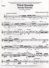 HAL LEONARD Bolcom, William: Third Sonata-Stramba (violin & piano)