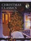 HAL LEONARD Curnow, James & Paul: Christmas Classics (violin & CD) (2 violins & CD)