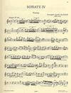 C.F. Peters Corelli, Arcangelo: Violin Sonatas Vol. 2,  Op.5, #3, 5, 9 (violin & piano)