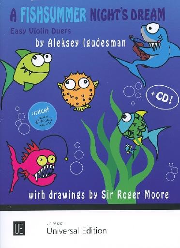 Carl Fischer Igudesman, Aleksey: A Fishsummer Night's Dream - Easy Violin Duets (2 violins)