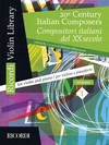HAL LEONARD Milano, Roberta (ed): 20th Century Italian Composers, Vol.1
