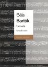 HAL LEONARD Bartok, B. (urtext): Sonata (Violin)