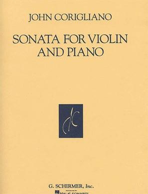HAL LEONARD Corigliano, John: Sonata for Violin & Piano
